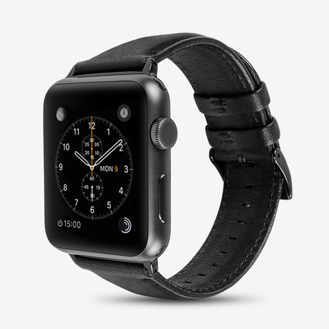Matte Buckle Watch Bands