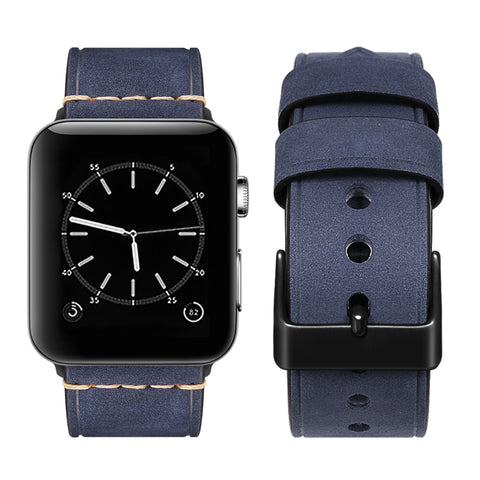 Suede Leather Band