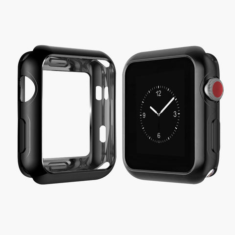 Plated Watch Case