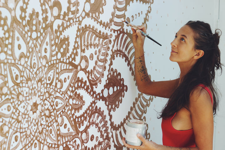 How to go back to your roots with yoga teacher & artist, Lara Zilibowitz