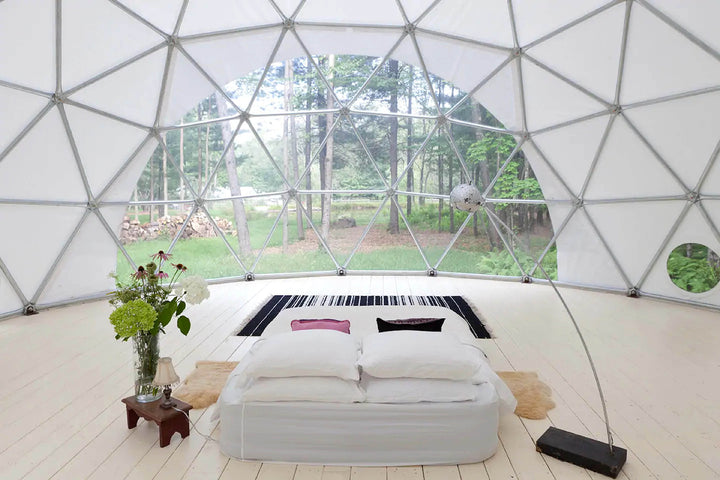 Spend your Easter in these Unique Egg-shaped Airbnb's