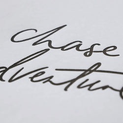Chase Adventure Print