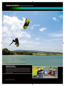 Trade Secrets – STARKITES with ERIC VIMONT – SBC Kiteboard Magazine