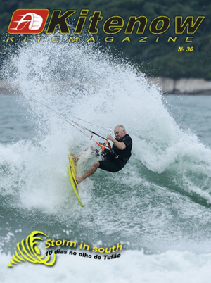 First cover for STAR with DUDU SCHULTZ ripping some serious FLORIPA waves with a TAINA