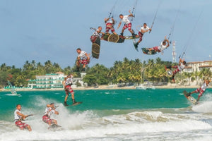 Who is Luis Alberto Cruz in Internation Kitesurf Magazine