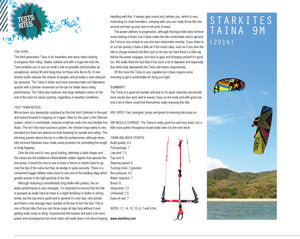 KITEWORLD: TEST TAINA 9 2014 with ELITE BAR v1