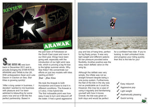 Kitepix: Review of the Arawak
