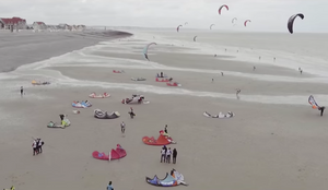 STAR France latest vid & multiple podiums: BSKC 6 Kitesurf Challenge @ Cayeux sur Mer