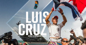 Congratulations to Luis Alberto Cruz!