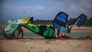A regular day at LABOCA (Cabarete)… last video from Pro Rider Luis Peralta