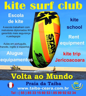 VOLTA AO MUNDO: The Sweet Kite School