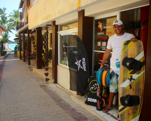 News from the STAR CABARETE Kite School & Shop