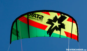 The KiteBoarder Review: Test Taina 17 – PROGRAM LIGHT WIND & RACE