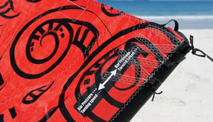 KITEWORLD test drive of the TAINA 9 2015 + ELITE bar v2