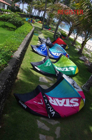 REGISTER YOUR KITES AND TELL US MORE ABOUT YOUR EXPERIENCE with STAR to WIN A FREE WEEK IN CABARETE !