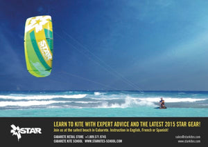 LEARN TO KITESURF in CABARETE with the STAR kiteschool