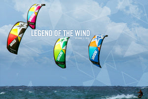 Star Kiteboarding 2016 LEGEND OF THE WIND pt.3