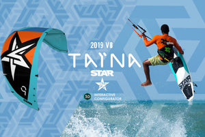 2019 TAINA collection ready to ship worldwide