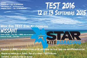 STAR'Test 2016 gear in La Pointe aux Oies – Sept. 12-13