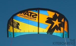 The KiteBoarder: Test of Taina 2014
