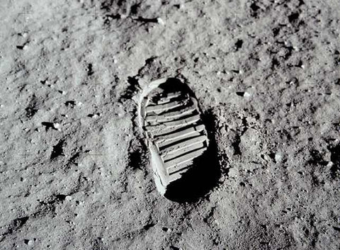 3. Some scientists thought the astronauts might sink and disappear into the lunar surface