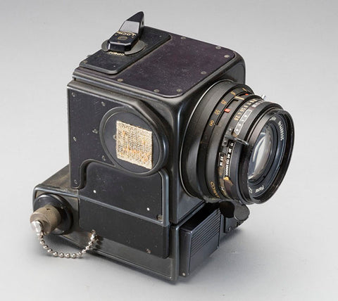 3. We know where there are a bunch of vintage Hasselblad cameras