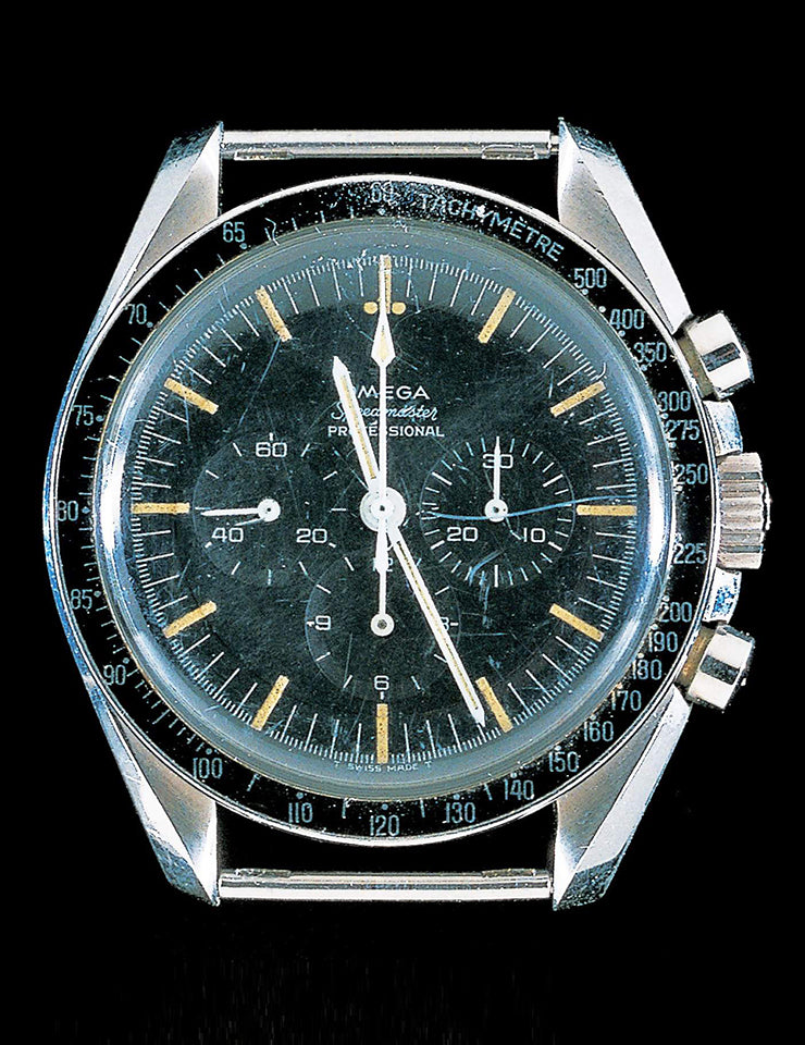 Omega Speedmaster Professional: Keeping astronauts on schedule since 1965