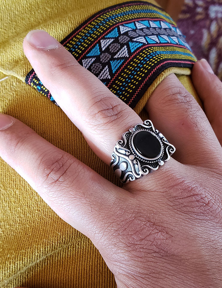 Wearable Memories: Siya Zarrabi's Ring