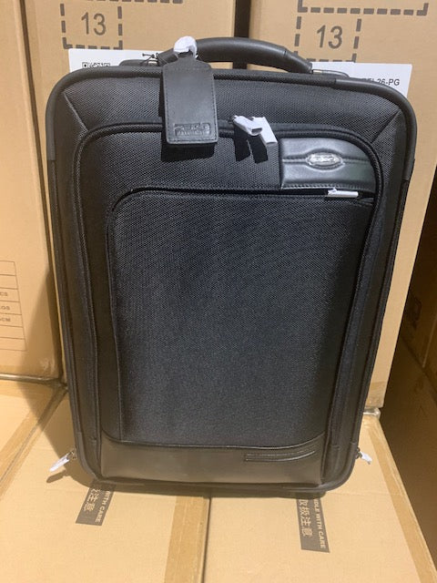 Barney's New York Nylon Carry-On Case