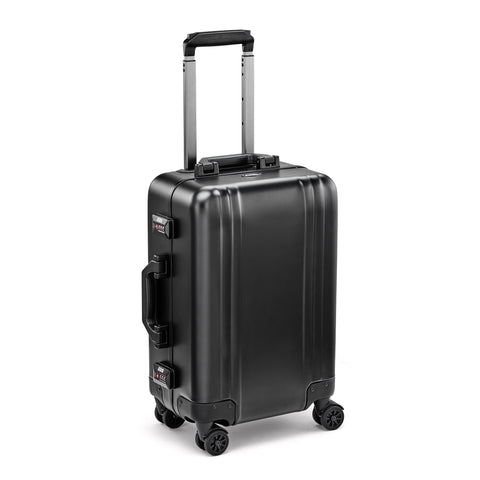 Classic Aluminum | Spinner Carry-On BLACK
