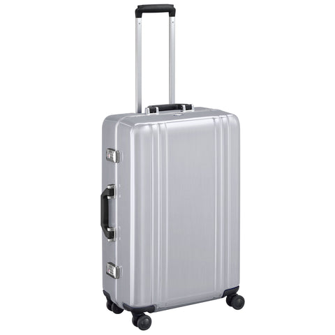 "Classic Polycarbonate | 25"" Spinner Travel Case SILVER"