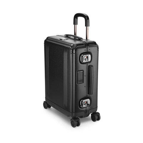 Pursuit Aluminum | Continental Carry-On Case BLACK