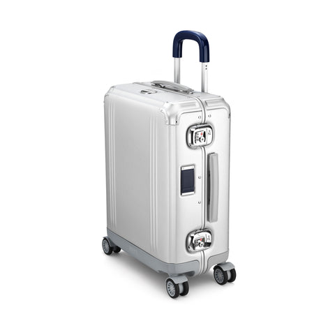 Pursuit Aluminum | Continental Carry-On Case SILVER