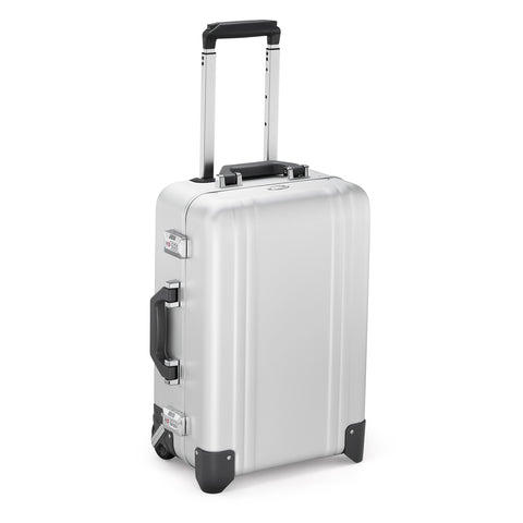 Classic Aluminum | Two-Wheel Carry-On SILVER