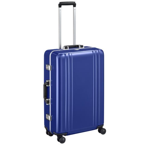 "Classic Polycarbonate | 25"" Spinner Travel Case BLUE"