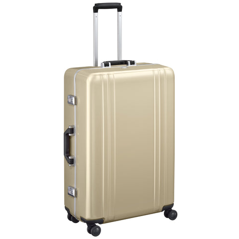 "Classic Polycarbonate | 28"" Spinner Travel Case POLISHED GOLD"
