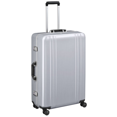 "Classic Polycarbonate | 28"" Spinner Travel Case SILVER"