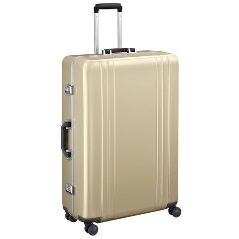 "Classic Polycarbonate | 30"" Spinner Travel Case POLISHED GOLD"