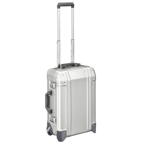 Geo Aluminum 3.0 |   Two-Wheel Carry-On SILVER