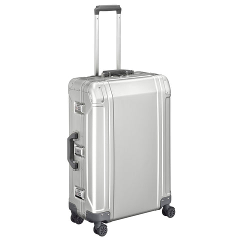 "Geo Aluminum 3.0 |   26"" Spinner Travel Case SILVER"