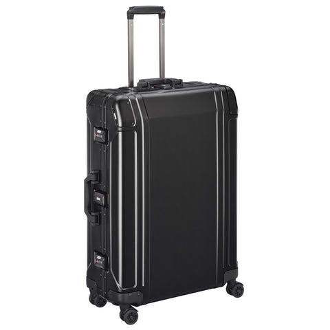 "Geo Aluminum 3.0 |   28""  Spinner Travel Case BLACK"