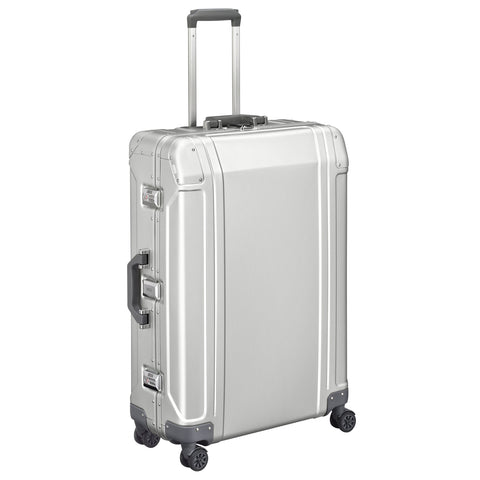 "Geo Aluminum 3.0 |   28""  Spinner Travel Case SILVER"