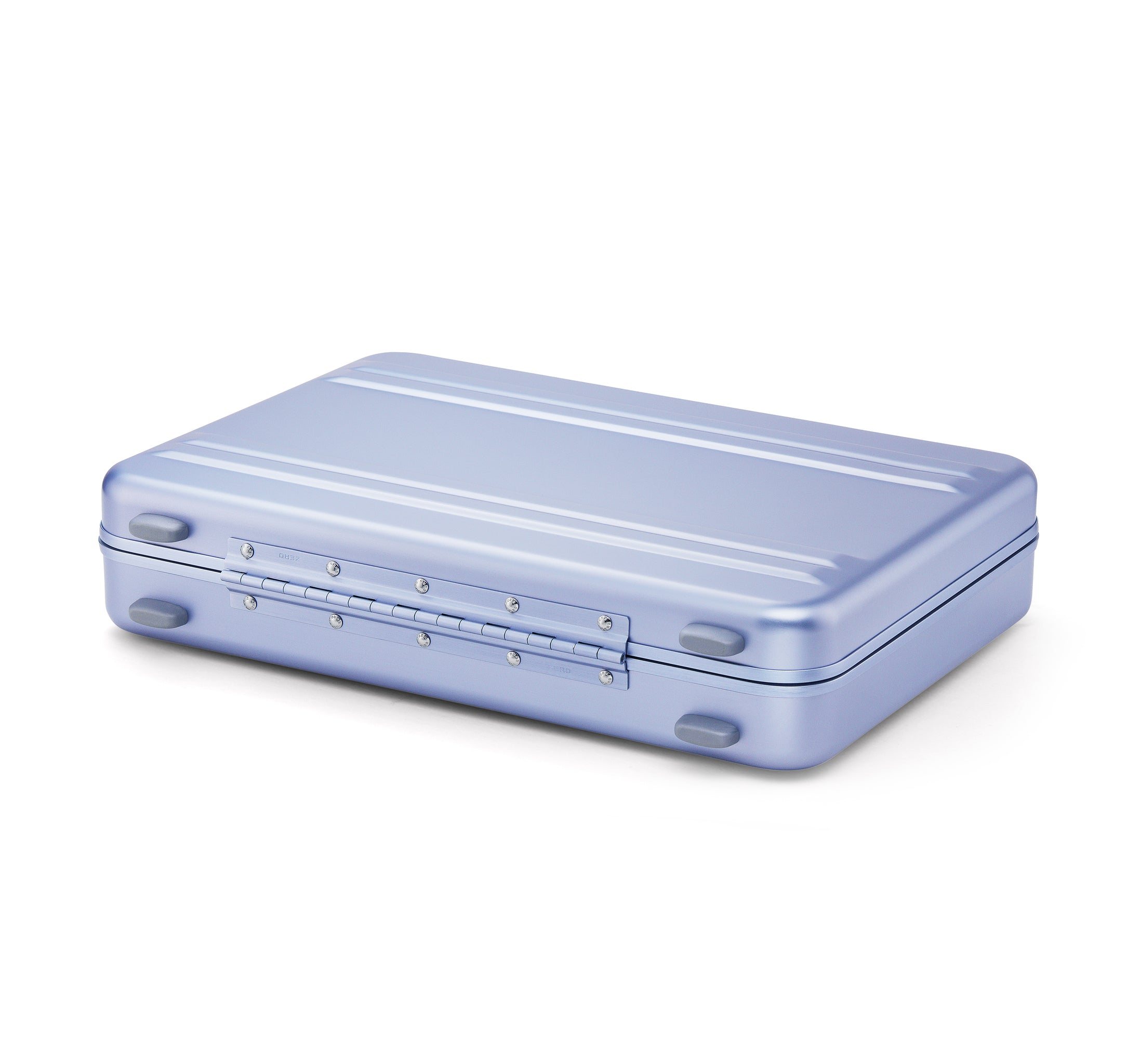 We have polished blue cases