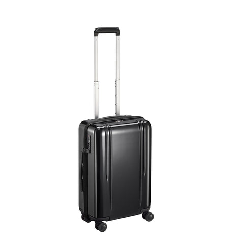 ZRL Polycarbonate | Lightweight International Carry-On BLACK