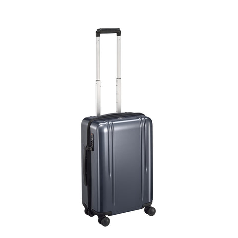 ZRL Polycarbonate | Lightweight International Carry-On GUNMETAL