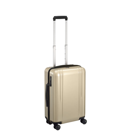 ZRL Polycarbonate | Lightweight International Carry-On POLISHED GOLD