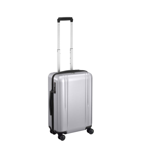 ZRL Polycarbonate | Lightweight International Carry-On SILVER