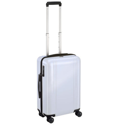 ZRL Polycarbonate | Lightweight International Carry-On WHITE