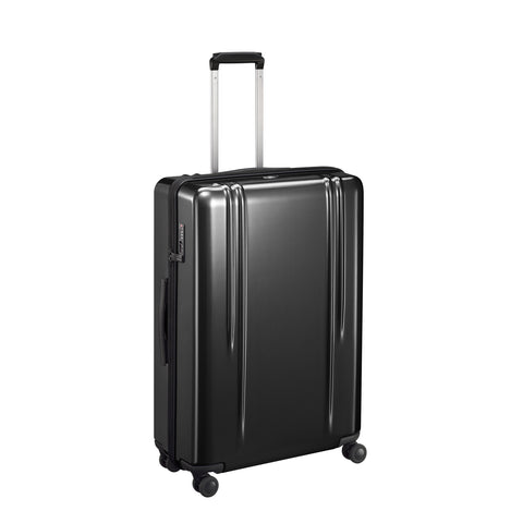 "ZRL Polycarbonate | 28"" Lightweight Spinner Travel Case BLACK"