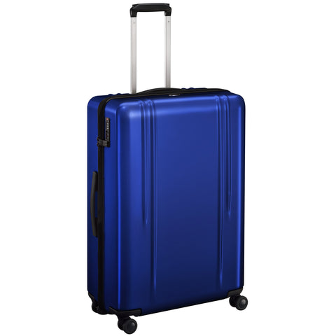 "ZRL Polycarbonate | 28"" Lightweight Spinner Travel Case BLUE"